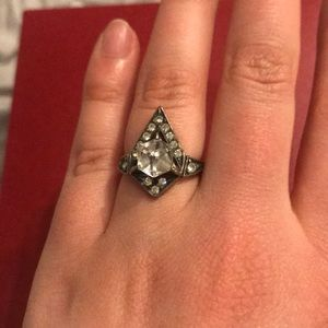 Sterling Silver Ring. Size 7